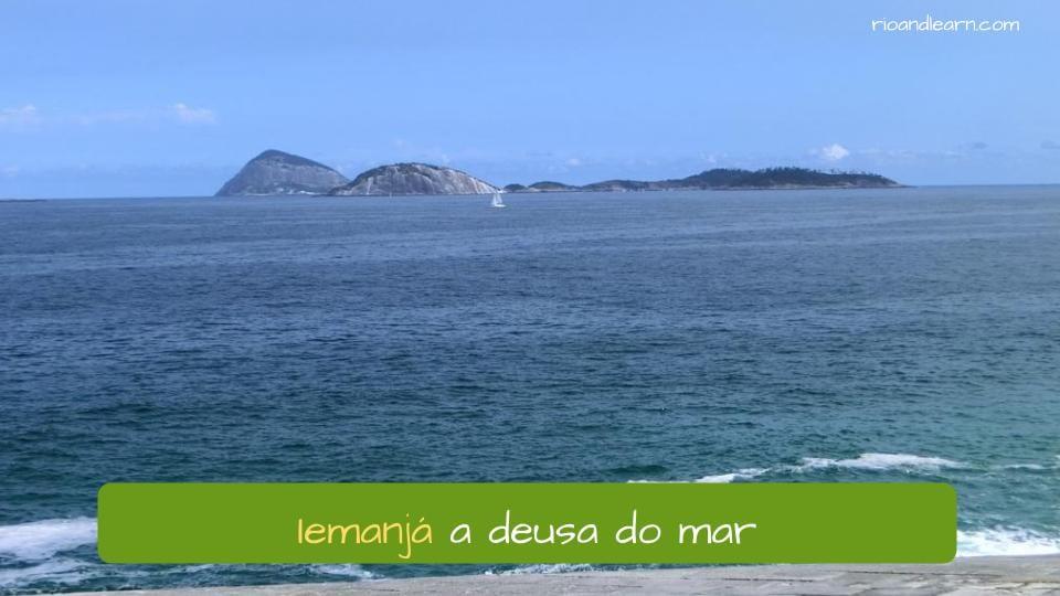 Iemanjá Brazil