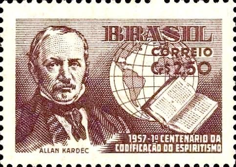 spiritism in brazil - Allan Kardec
