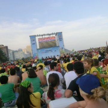 Mundial en Río de Janeiro