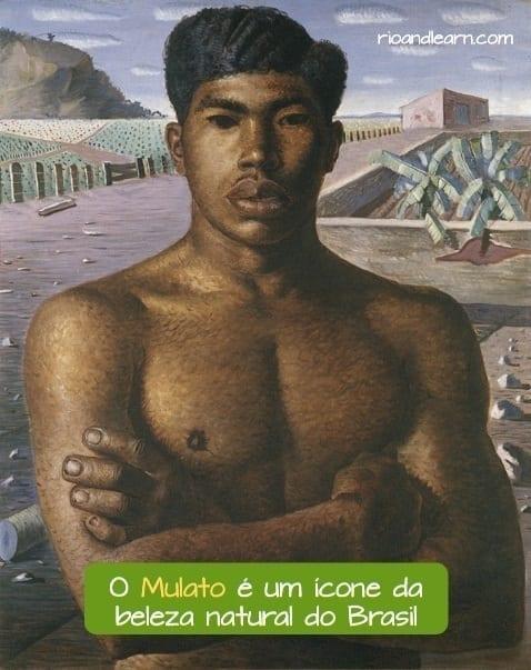 O que é Mulato em Português. O Mulato é um ícone