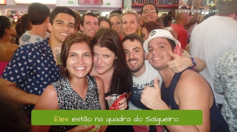 Portuguese Personal Pronouns - A Dica do Dia - Free Portuguese lessons