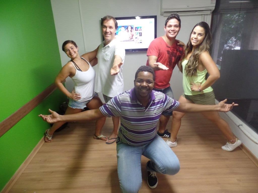Forrozeando – Learn Portuguese and discover Rio, Brazil