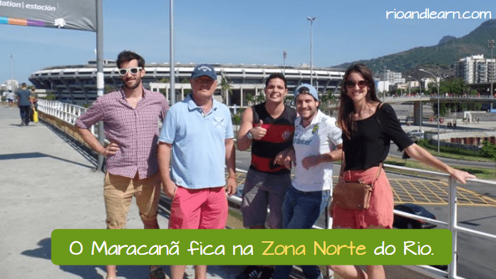 north zone of rio de janeiro