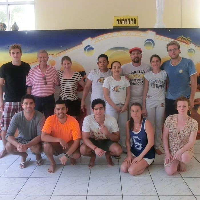 Capoeira Weeks. Portuguese courses in Rio de Janeiro. Learn capoeira and practice Portuguese.