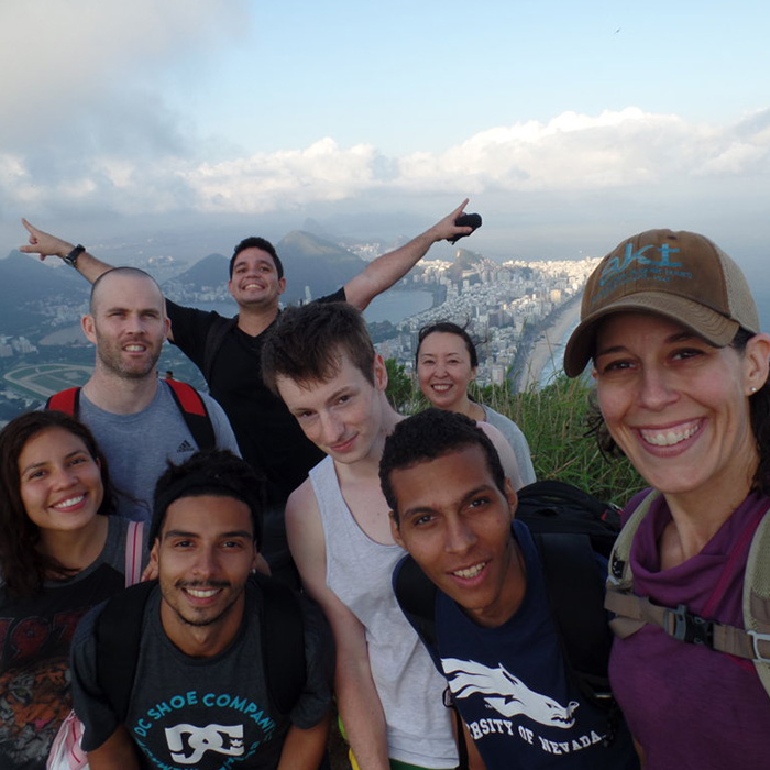 Climbing Weeks: Portuguese courses in Rio de Janeiro. Learn Portuguese and explore Rio de Janeiro in our Climbing Classes.