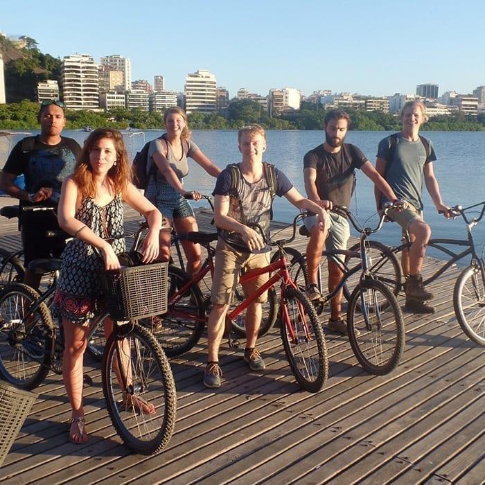 Portuguese courses with outdoor activities in Rio de Janeiro.