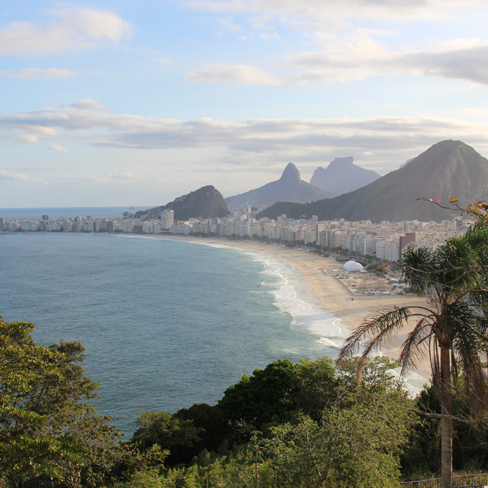 Learn Portuguese and Discover Rio de Janeiro.