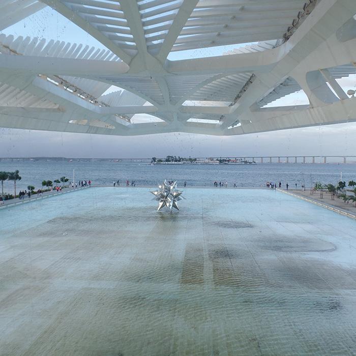 Explore Rio de Janeiro. Museum of Tomorrow. Museu do Amanhã.