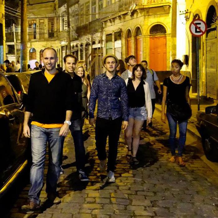 Explore the streets of Rio de Janeiro with Rio & Learn Portuguese School.