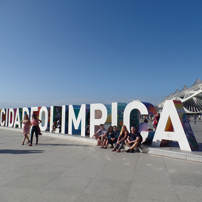 Rio de Janeiro is the Olympic City to host the Olympics in 2016.