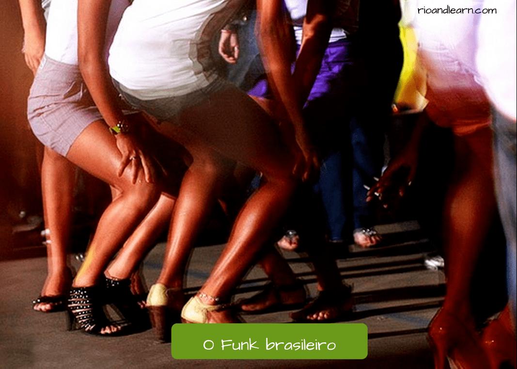 Brazilian Funk. O Funk Brasileiro.